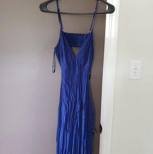 Forever 21 Maxi Dress Blue